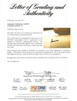 Muhammad Ali Signed 30x40 Photo (PSA LOA) at PristineAuction.com
