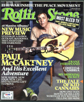 Paul McCartney Signed 2005 Rolling Stone Magazine (PSA COA) at PristineAuction.com