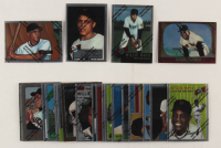 1997 Topps Mays Finest Complete Set of (27) Baseball Cards at PristineAuction.com
