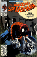"""Stan Lee & Todd McFarlane Signed 1988 """"The Amazing Spider-Man"""" Issue #308 Marvel Comic Book (Lee COA & Beckett COA) at PristineAuction.com"""