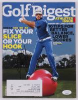 Dustin Johnson Signed 2011 Golf Magazine (JSA COA) at PristineAuction.com