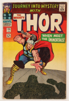 """1966 """"Journey into Mystery : The Mighty Thor"""" Issue #125 Marvel Comic Book at PristineAuction.com"""