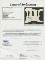 """Eric Clapton Signed 39"""" Electric Guitar (JSA LOA) at PristineAuction.com"""