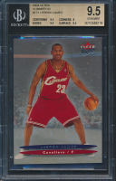 LeBron James 2004 Ultra Hummer H2 #171 (BGS 9.5) at PristineAuction.com