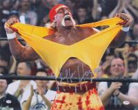 Hulk Hogan Signed WWE 16x20 Photo (PSA Hologram & JAG Hologram) at PristineAuction.com