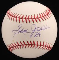 Sam Jones Signed OML Baseball (JSA COA) at PristineAuction.com
