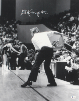 Bobby Knight Signed Indiana Hoosiers 16x20 Photo (Beckett COA) at PristineAuction.com