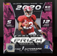 2020 Panini Prizm Draft Picks Football Box at PristineAuction.com