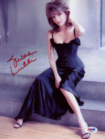"""Susan Lucci Signed """"French Silk"""" 8.5x11 Photo (PSA COA) at PristineAuction.com"""