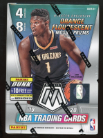 2020 Panini Mosaic Basketball Blaster Box at PristineAuction.com