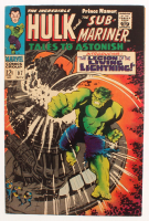 "Vintage 1967 ""Tales of Astonish: The Incredible Hulk & The Sub-Mariner"" Issue #97 Marvel Comic Book at PristineAuction.com"