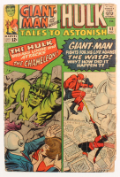 "Vintage 1964 ""Tales of Astonish: The Incredible Hulk & Giant-Man"" Issue #62 Marvel Comic Book at PristineAuction.com"