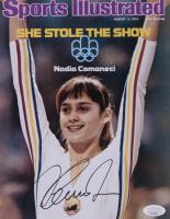 Nadia Comaneci Signed 8x10 Photo (JSA COA) at PristineAuction.com