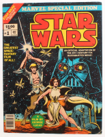 "1977 ""Marvel Special Edition: Star Wars"" Issue #1 Marvel First Issue Comic Book at PristineAuction.com"