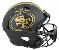 Deion Sanders Signed 49ers Eclipse Alternate Full-Size Speed Helmet (Beckett COA) at PristineAuction.com