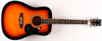 "Tony Bennett Signed 41"" Acoustic Guitar (PSA COA) at PristineAuction.com"