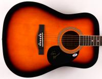 "Tony Bennett Signed 41"" Acoustic Guitar (PSA COA) at PristineAuction.com"