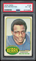 Walter Payton 1976 Topps #148 RC (PSA 6) at PristineAuction.com