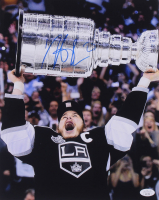 Dustin Brown Signed Kings 11x14 Photo (JSA COA) at PristineAuction.com