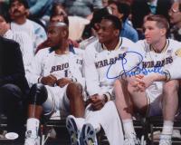 Chris Mullin Signed Warriors 11x14 Photo (JSA COA) at PristineAuction.com