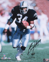 Bo Jackson Signed Raiders 16x20 Photo (Beckett COA) at PristineAuction.com