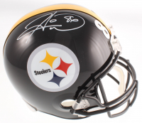 Hines Ward Signed Steelers Full-Size Helmet (Beckett COA) at PristineAuction.com