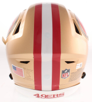 "Joe Montana & Jerry Rice Signed 49ers Full-Size Authentic On-Field SpeedFlex Helmet Inscribed ""HOF 2000"" & ""HOF 2010"" (TriStar Hologram) at PristineAuction.com"