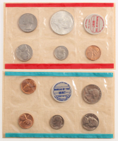 Lot of (2) 1968 Uncirculated United States Coin Sets at PristineAuction.com