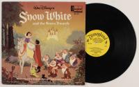 "Vintage 1968 Walt Disney ""Snow White And The Seven Dwarfs"" Vinyl LP Record Album at PristineAuction.com"