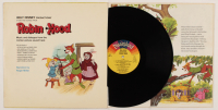 "Vintage 1973 Original Walt Disney ""Robin Hood"" Vinyl LP Record Album at PristineAuction.com"