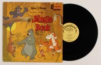 "Vintage 1967 Original Walt Disney ""The Jungle Book"" Vinyl LP Record Album at PristineAuction.com"