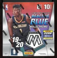 2020 Panini Mosaic Basketball Mega Box Box at PristineAuction.com
