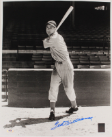 "Ted Williams Signed Red Sox ""Rookie in 1939"" 16x20 Photo (PSA LOA) at PristineAuction.com"