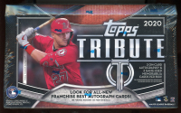 2020 Topps Tribute Baseball Hobby Box at PristineAuction.com