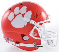 Deshaun Watson Signed Clemson Tigers Full-Size Helmet (JSA COA) at PristineAuction.com