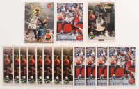 Lot of (15) Shaquille O'Neal 1992-93 Basketball Cards with Ultra Rejectors #4, (9) 1992 Classic #1, & (5) 1992-93 Upper Deck McDonald's #P43 at PristineAuction.com