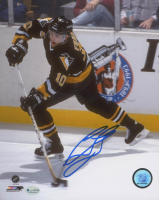 Ron Francis Signed Penguins 8x10 Photo (ReichPM COA) at PristineAuction.com