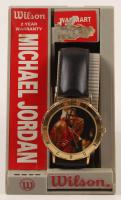 Michael Jordan Wilson Watch in Original Package at PristineAuction.com