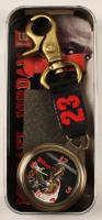 """Michael Jordan"" Wilson Vintage Pocket Watch With Case at PristineAuction.com"