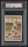 Babe Ruth 1932 Sanella Margarine #83C Type 3 (PSA 2.5) at PristineAuction.com