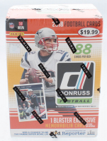 2018 Panini Donruss Football Blaster Box of (11) Packs at PristineAuction.com