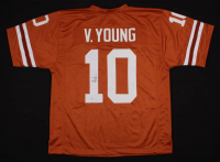 Vince Young Signed Jersey (Beckett COA) at PristineAuction.com