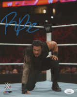 Roman Reigns Signed WWE 8x10 Photo (JSA COA) at PristineAuction.com