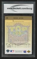 Derek Jeter 1993 Upper Deck #449 RC (BCCG 10) at PristineAuction.com