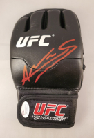 Amanda Nunes Signed UFC Glove (JSA COA) at PristineAuction.com