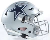 Troy Aikman Signed Cowboys Full-Size Authentic On-Field SpeedFlex Helmet (Beckett COA) at PristineAuction.com