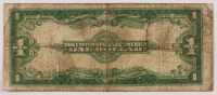Star Note - 1923 $1 One-Dollar Blue Seal Large-Size Silver Certificate Bank Note at PristineAuction.com