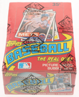 1985 Topps Baseball Wax Box (BBCE Certified) at PristineAuction.com