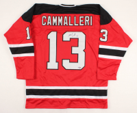 Michael Cammalleri Signed Jersey (First Class Autographs COA) at PristineAuction.com