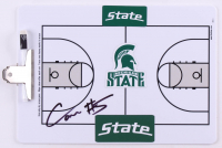 Cassius Winston Signed Michigan State Spartans Dry Erase Basketball Clipboard (JSA COA) at PristineAuction.com